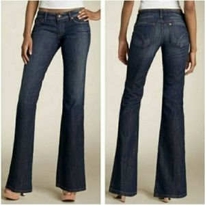 Joe's Jeans Lover Fit Flare Jeans Size 28